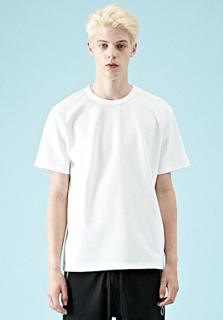 LUXURY HEAVY COTTON WHITE T(TH-021WE)▶{한정수량}◀