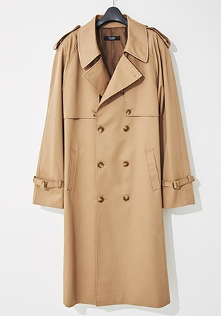 2020-21 F/W NEW COLLECTIONCLASSIC TRENCH NAGRANG BEIGE LONG COAT(기본핏 & 오버핏 - 코튼 100%)(TC-012)(남성용 + 여성용)